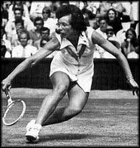 billie jean king and diabetes
