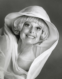 carol channing and diabetes