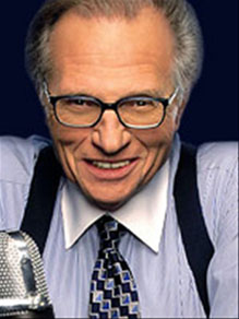 larry king and diabetes