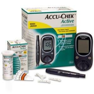 FREE Accu-Chek Glucose Monitor...