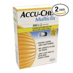 Accu-Chek Multiclix Lancing Device