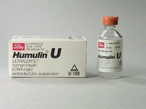 Humulin U