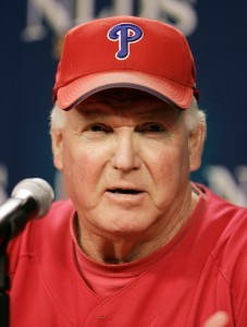 Phillies Manager on His Own Diabetes Win Streak