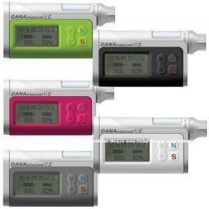 Sooil Dana Diabecare II Insulin Pump