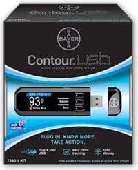 Bayer Contour USB Glucose Meter