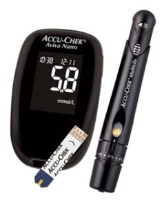 Accu Chek Aviva Nano Diabetic Live