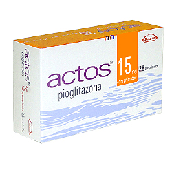 Actos for type 2 diabetes to go Generic in 2012