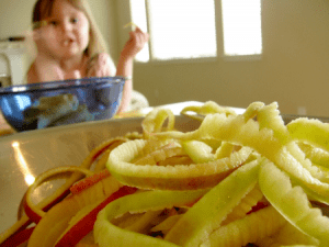 Apple Peels, Diabetes and Muscle Wasting